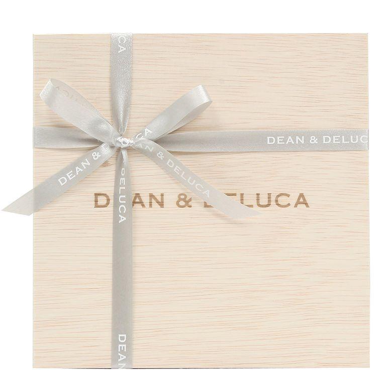 DEAN & DELUCA ドライフルーツアソート 木箱入り
