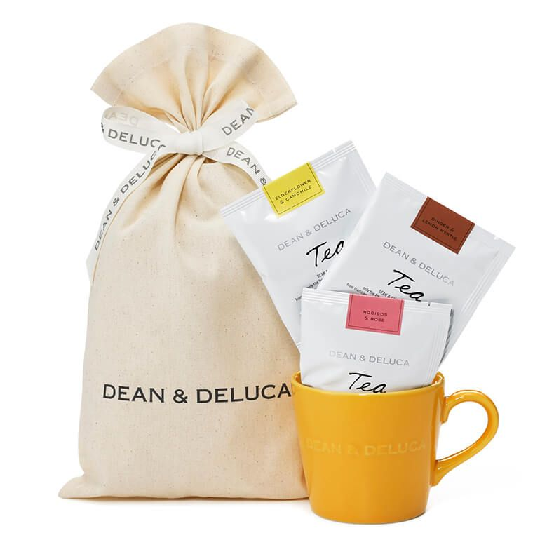 DEAN & DELUCA ハーバルティータイムギフト