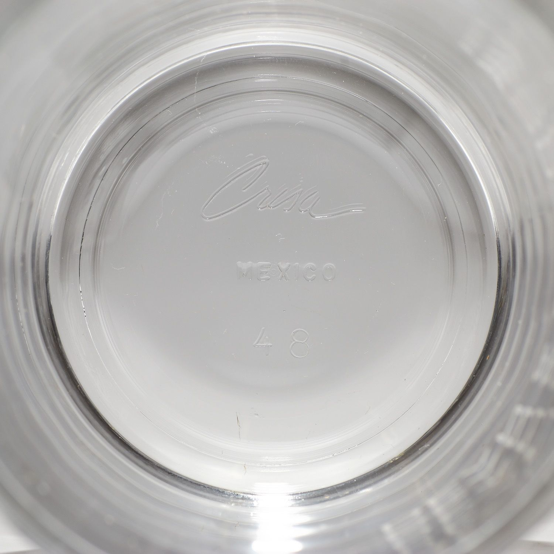 【オンラインストア限定】DEAN & DELUCA グラスM4個セット