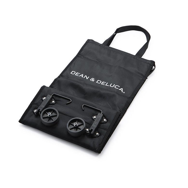 DEAN & DELUCA ショッピングカート ブラック