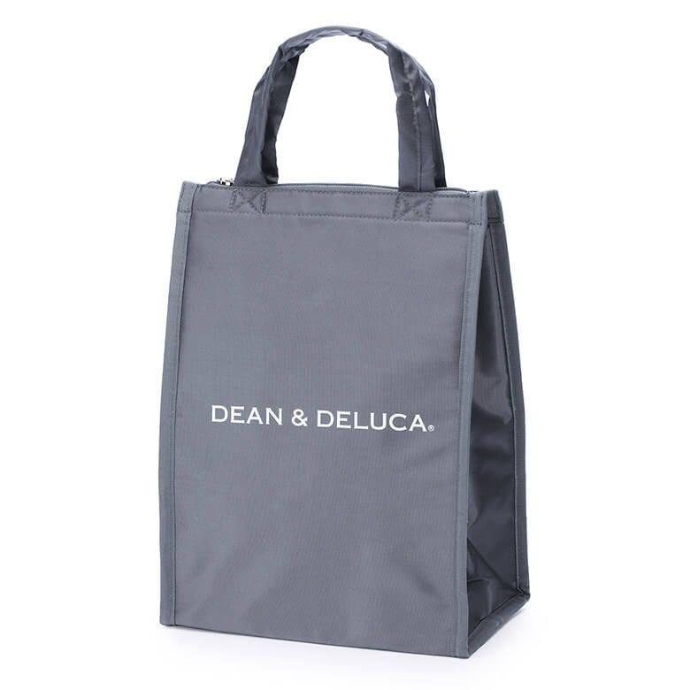 【オンラインストア限定】 DEAN & DELUCA クーラーバッグ グレーM