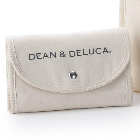 DEAN & DELUCA ショッピングバッグ ナチュラル