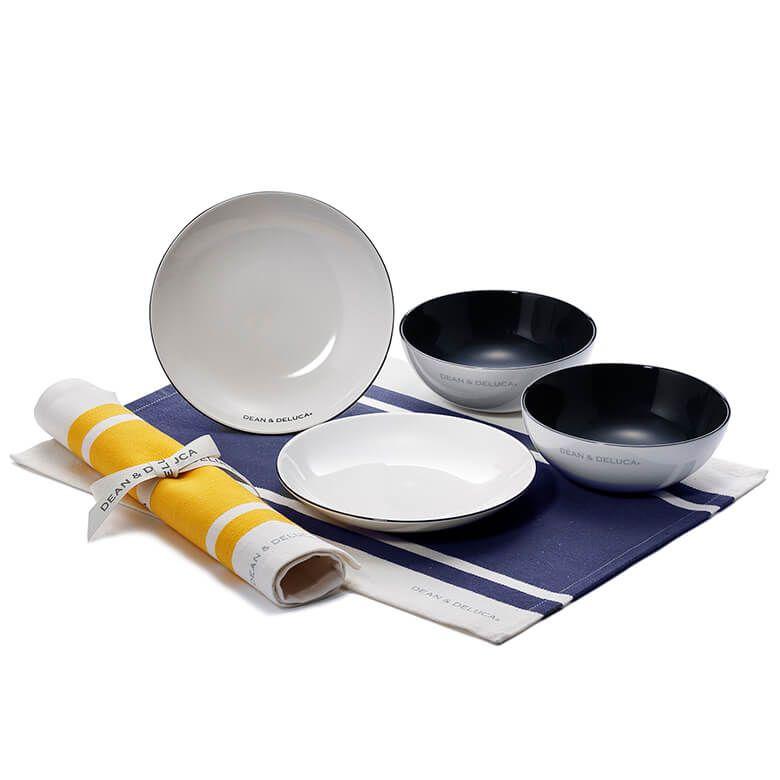 DEAN & DELUCA テーブルウェア&プレースマットセット