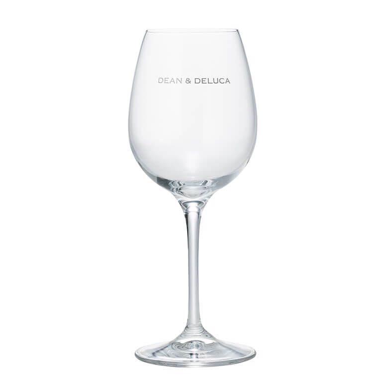 DEAN & DELUCA ワイングラス(赤/白兼用)