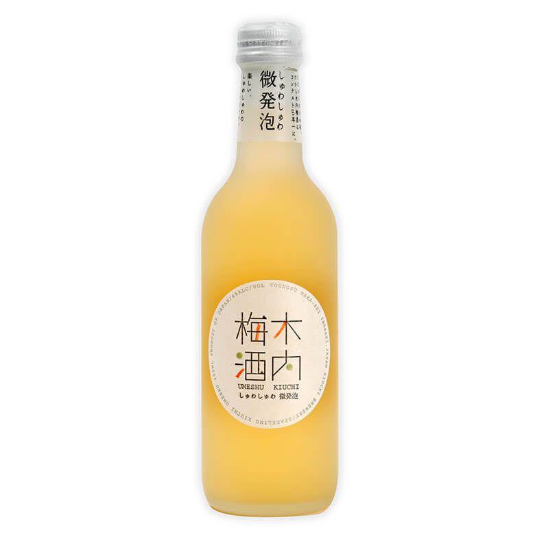 【オンラインストア限定】 しゅわしゅわ梅酒&グラスウェア―ギフト