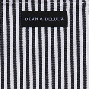 DEAN & DELUCA キッズエプロン ストライプ S