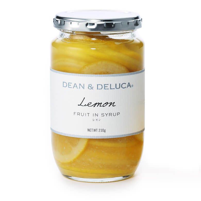 DEAN & DELUCA フルーツコンポート レモン