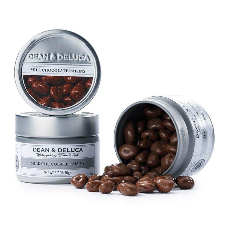 DEAN & DELUCA ミルクチョコレートレーズン