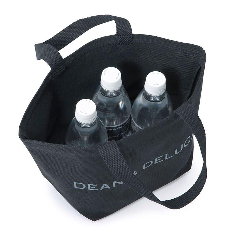 DEAN & DELUCA トートバッグ ブラック S