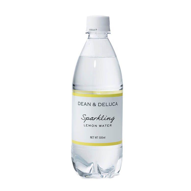 DEAN & DELUCA スパークリングレモンウォーター