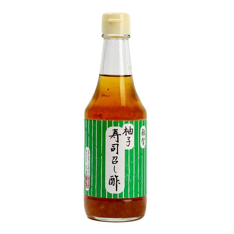 九重雑賀 柚子寿司召し酢