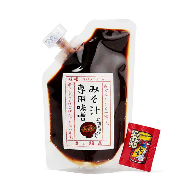 井上醸造 みそ汁専用味噌
