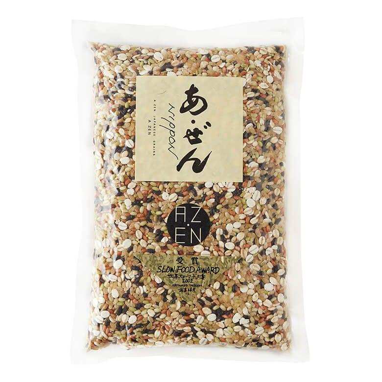 あ・ぜん NIPPON 十六種穀物米