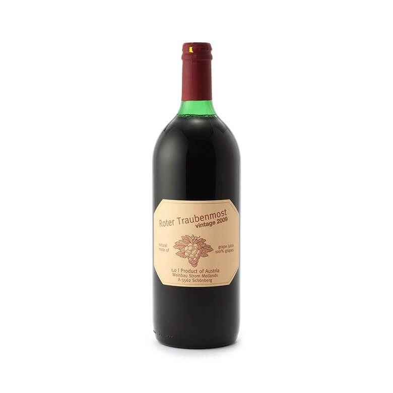 ロータートラウベンモスト 赤ワイン用ぶどうのジュース