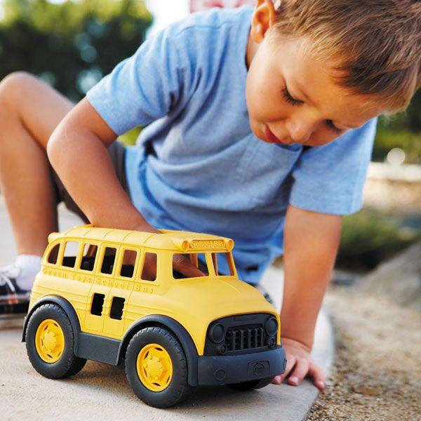 Green Toys 【グリーントイズ】 School Bus
