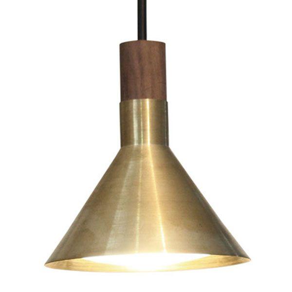 EPOCA LED ペンダントランプ ゴールド