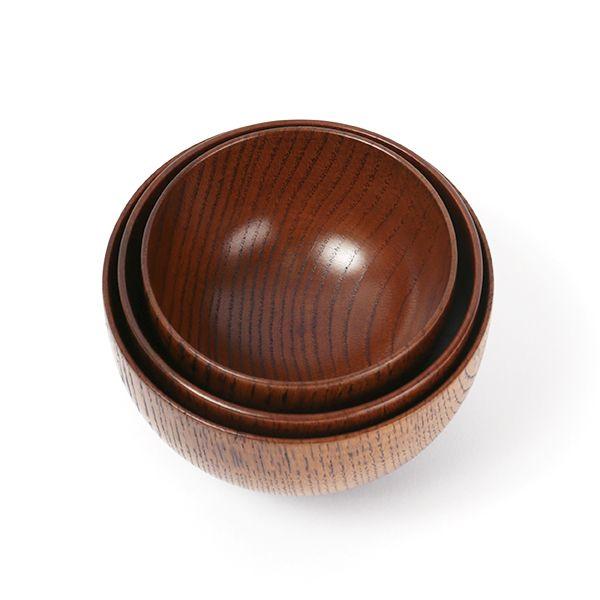ボール型ミニ椀 ナチュラル