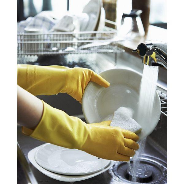 60年以上もゴム手袋を作り続けているイギリスの老舗ブランド「Marigold」のキッチングローブです