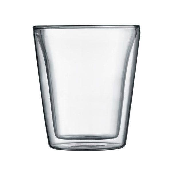 Bodum キャンティーンダブルウォールグラス 200
