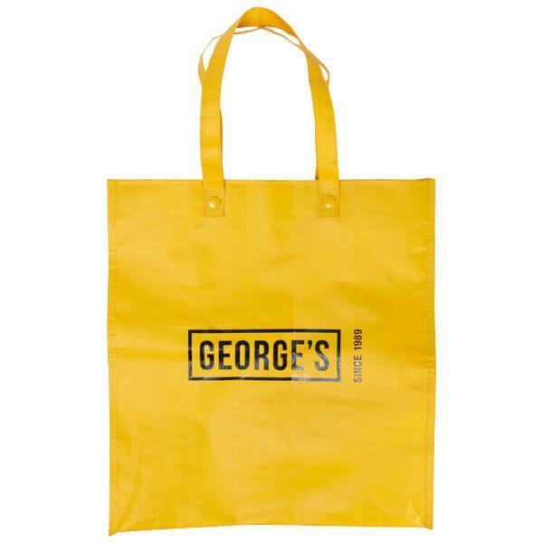 GEORGE'S ガービッジバッグ イエロー