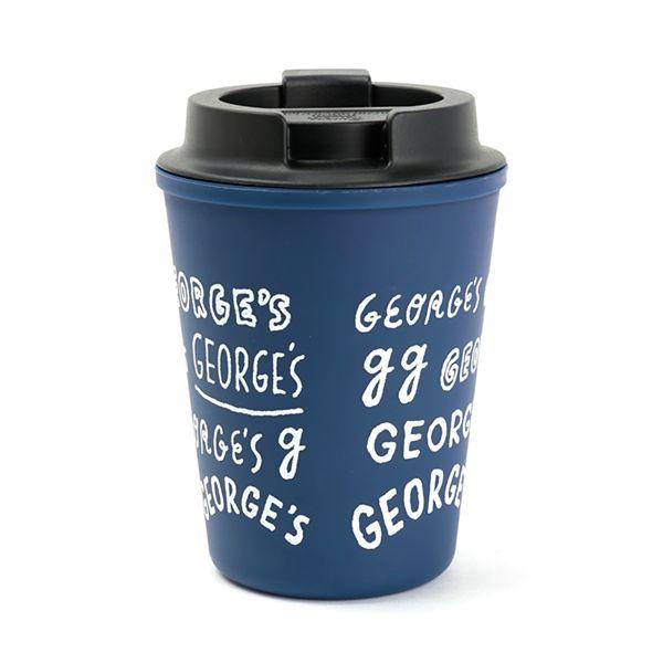 GEORGE'S ウォールマグ ネイビー