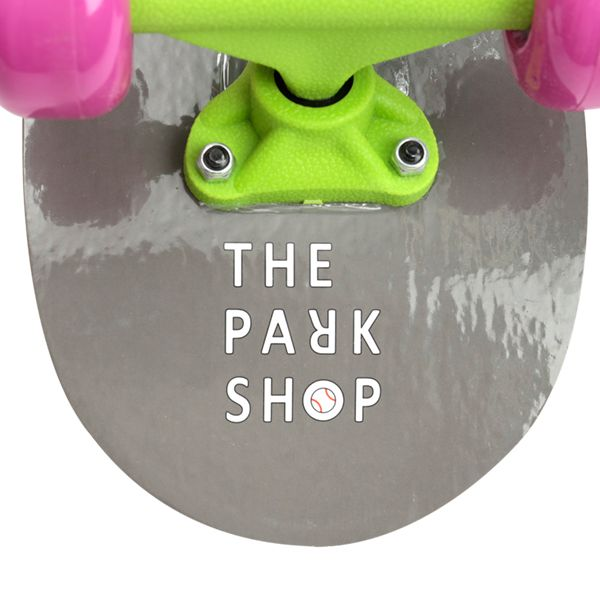 PARK BOY スケートボード イエロー