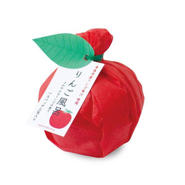 りんご風呂3包セット