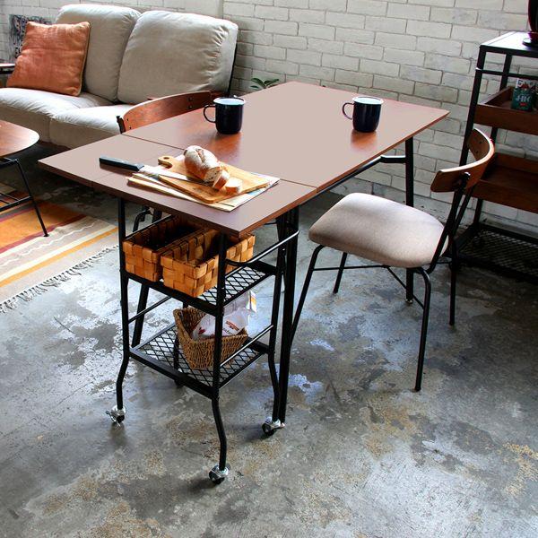 anthemシリーズのダイニングテーブルと同じ高さで作られているため、並べて使うこともできます。