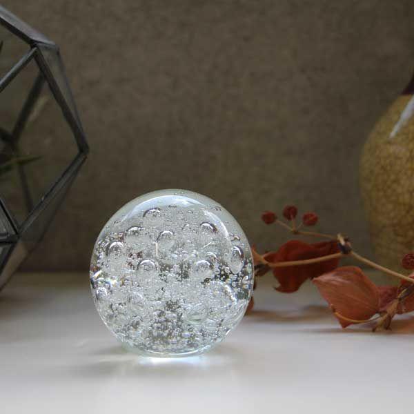 ガラスペーパーウェイト / GLASS PAPER WEIGHT 3
