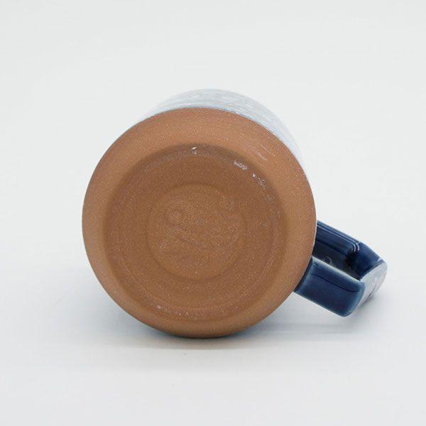 CHIPS マグカップ スプラッシュ(ホワイト×オレンジ)