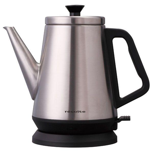 湯切れのよい注ぎ口はコーヒーのドリップに最適。