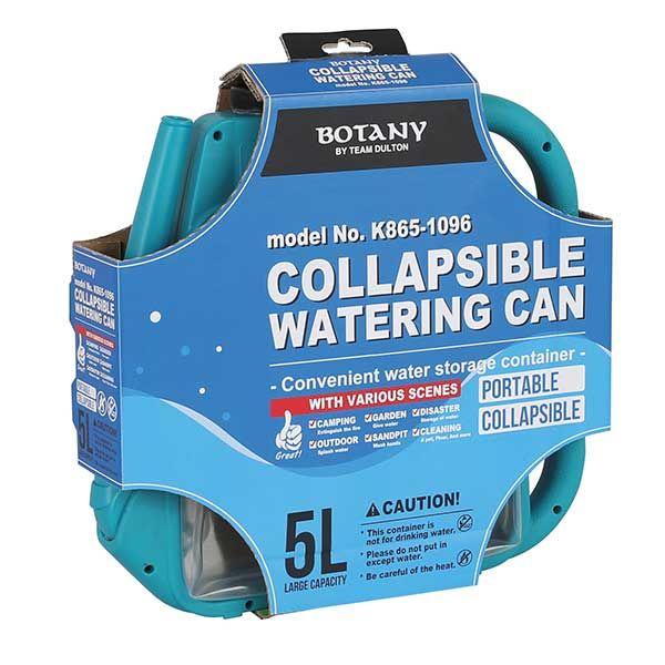 COLLAPSIBLE WATERING CAN / カラプサブル ウォータリングカン ブルー