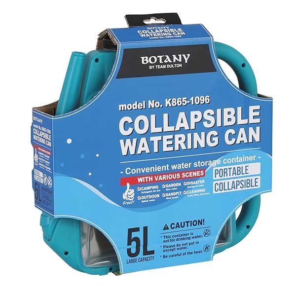 COLLAPSIBLE WATERING CAN / カラプサブル ウォータリングカン グリーン