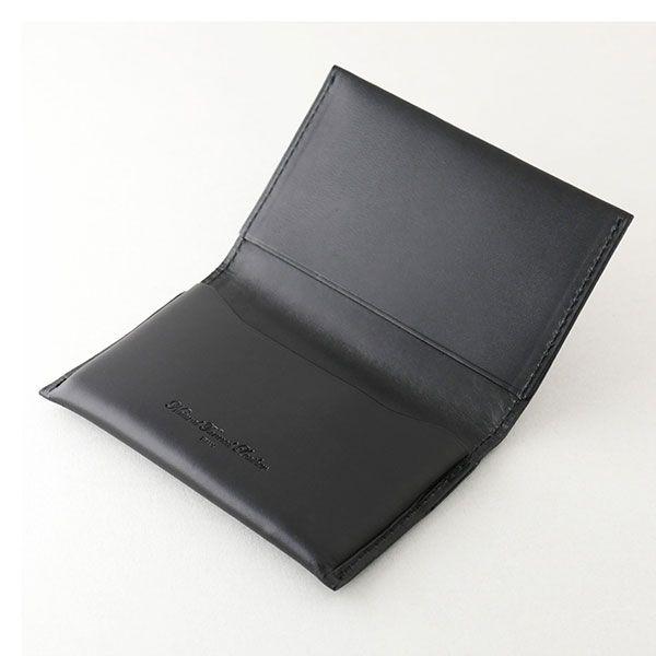 BT ネームカードケース ブラック
