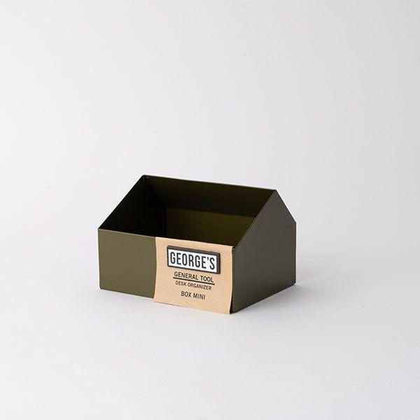 GENERAL TOOLBOX カーキ