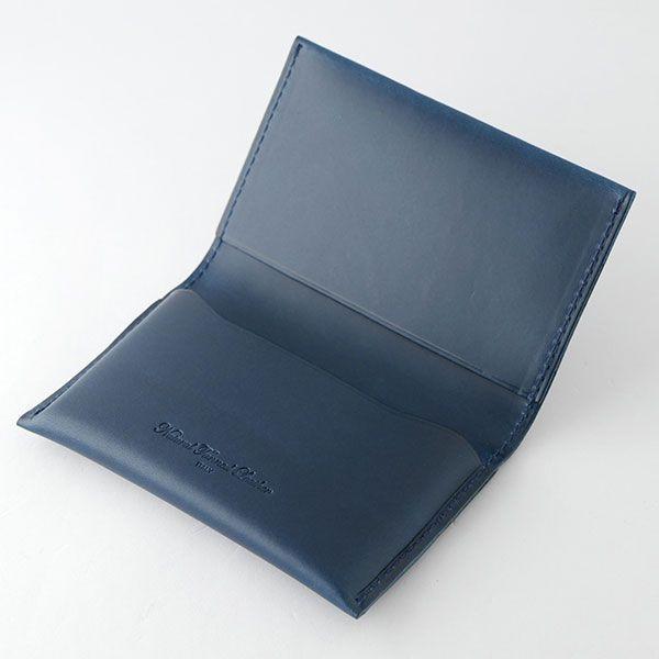 BT ネームカードケース ブルー