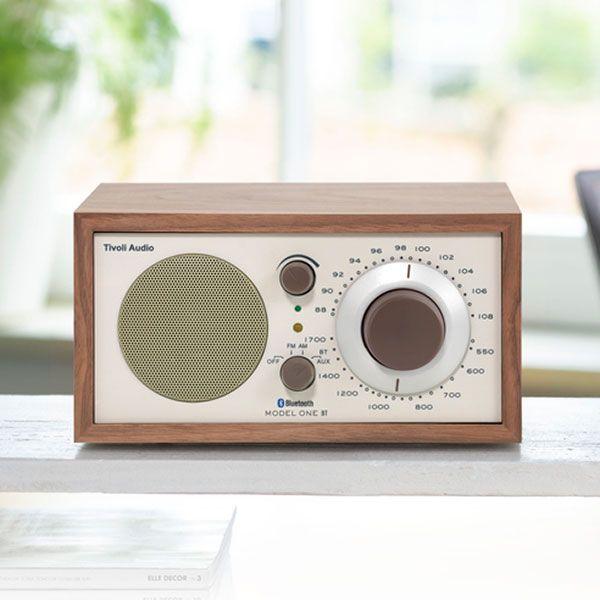 Tivoli / チボリ Model One BT クラシックウォルナット ベージュ