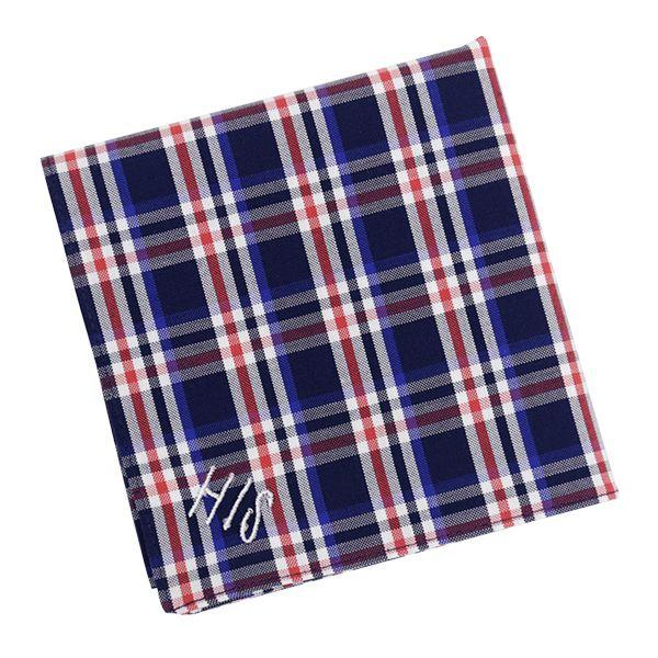 オリジナルの刺繍ハンカチ