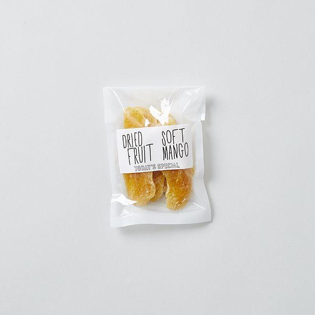 オリジナル ドライフルーツ ソフトマンゴー
