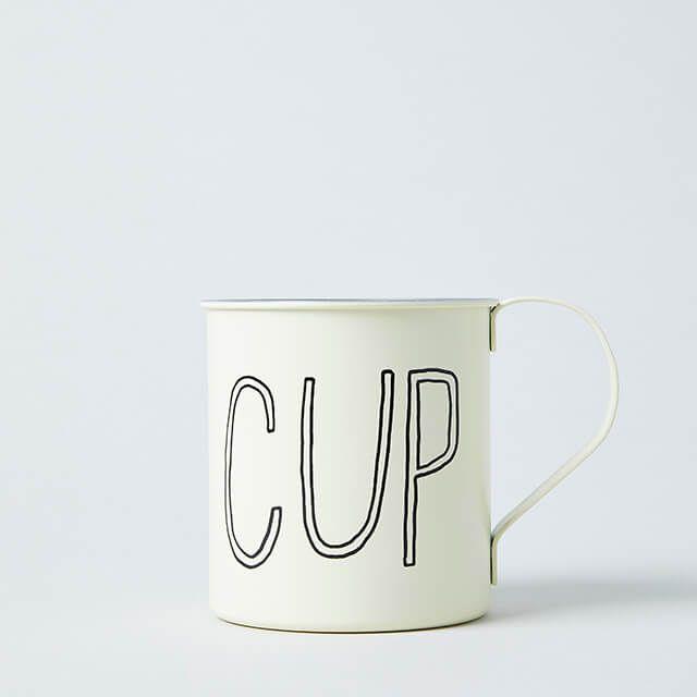 STENLESS MUG CUP