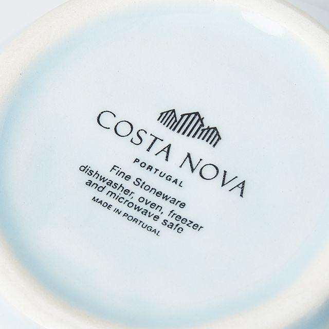 COSTA NOVA/コスタノバ ノバ サラダプレート 21cm ターコイズ