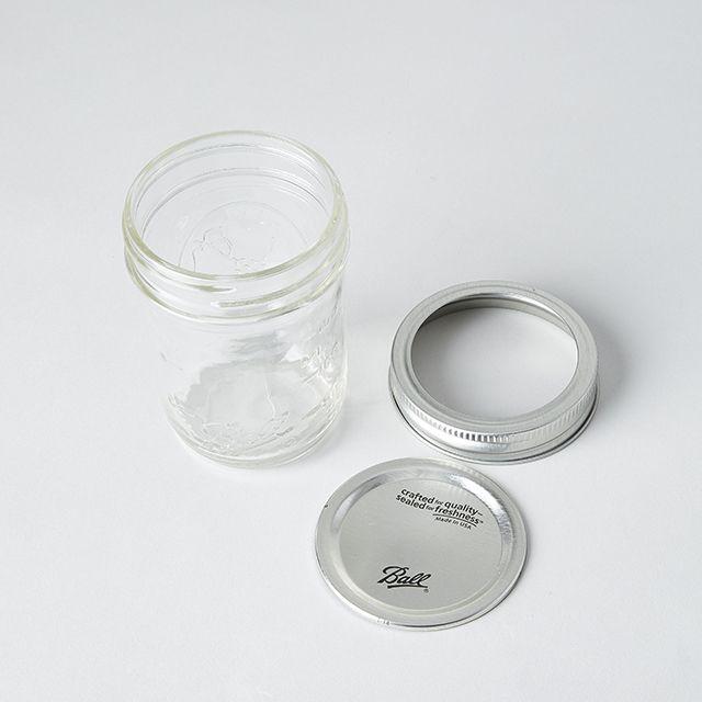 MASON JAR メイソンジャー レギュラーマウス 245ml