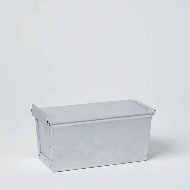 新考社 食パン焼型フタ付 1斤
