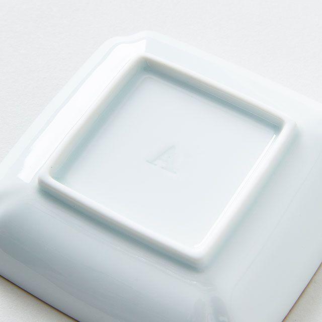 amabro/アマブロ MAME 豆皿 水玉桃型皿