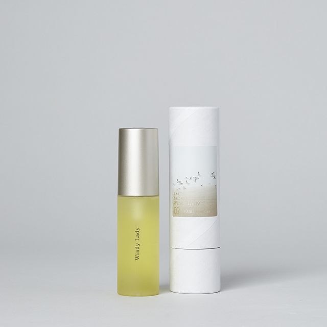 uka hair oil mist Windy Lady / uka