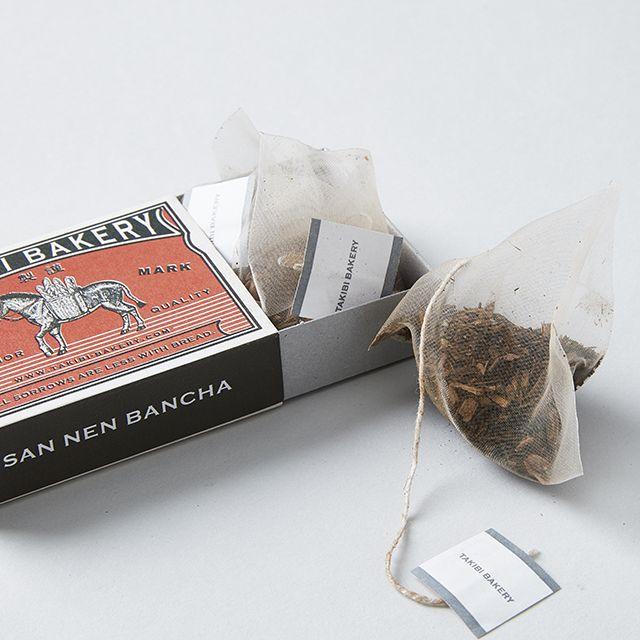 旅する紅茶 ティーセット 5個入り / TAKIBI BAKERY