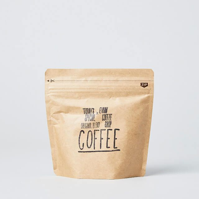 TODAY'S SPECIAL×EVIAN オリジナルブレンドコーヒー マイルド (粉)