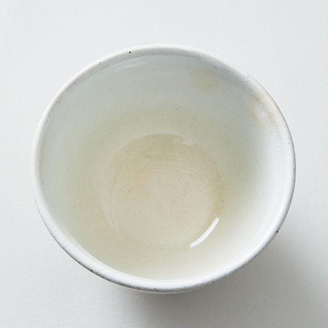 利左エ門窯×TODAY'S SPECIAL 粉引 煎茶碗