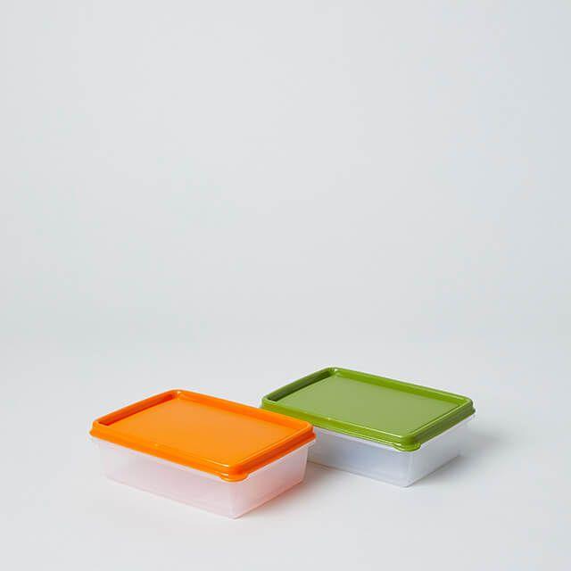 Daloplast/ダロプラスト ストレージ コンテナ 0.5L オレンジ