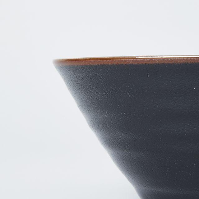 水紋切立鉢 天目